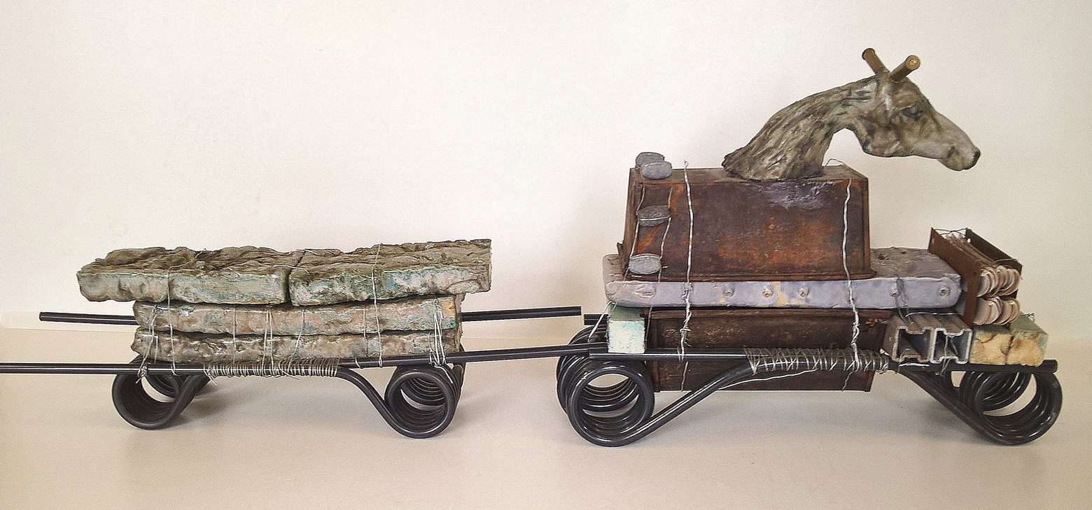'paard-en-wagen3(2)' Desire Haverkamp