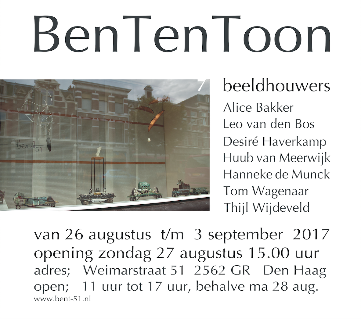 bententoon, bent-51